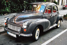 Morris Minor 4 Door Saloon Oldtimer