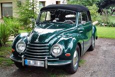 DKW F 91 Sonderklasse Oldtimer