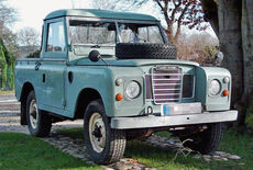 Land Rover 88 Series III Oldtimer