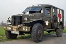 Dodge WC 54 Ambulance Oldtimer