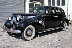 Packard Super 8 Oldtimer