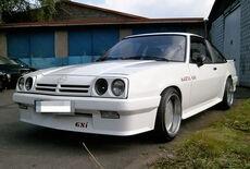 Opel Manta B GSI Irmscher Exclusiv Oldtimer