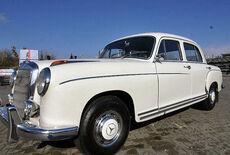 Mercedes-Benz Ponton 220 S Oldtimer
