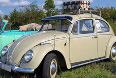 VW Käfer 1200 Oldtimer