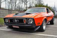 Ford Mustang Mach 1 Oldtimer