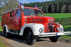 Magirus Ford FK 3500 Oldtimer