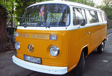 VW T2 Bus Bulli Oldtimer