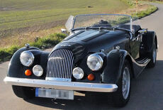 Morgan Plus 8 Oldtimer