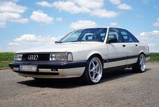 Audi 200 Oldtimer