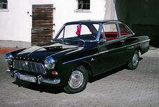 Ford Taunus 12m P4 Oldtimer
