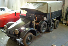 Krupp L2H143 Oldtimer