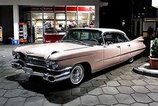 Cadillac Sedan DeVille Oldtimer