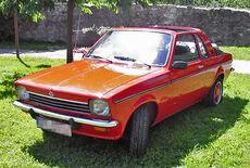 Opel Kadett C Aero Baur Cabrio Oldtimer