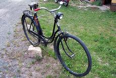 Excelsior Damenrad Oldtimer