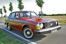 Volvo 244 DL Oldtimer