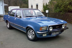 Opel Commodore B GS-E Oldtimer