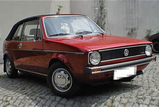 VW Golf 1 Cabriolet Oldtimer