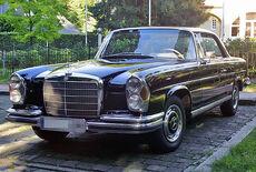Mercedes-Benz 280SE Coupé Oldtimer