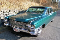 Cadillac Fleetwood 60 Special Oldtimer