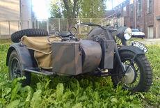 Zündapp KS 750 Oldtimer