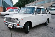 Lada Shiguli 2101 Oldtimer