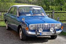 Ford Taunus 17M Oldtimer