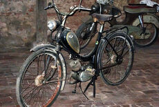 Rixe Moped Oldtimer