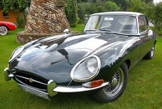 Jaguar E-Type 2+2 Oldtimer