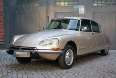 Citroen DS 21 Pallas Oldtimer