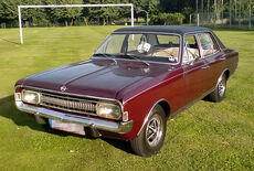 Opel Commodore A Oldtimer