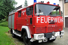 Magirus-Deutz 120D7 FA Feuerwehr Oldtimer