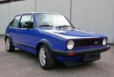 VW Golf 1 GTI Oldtimer