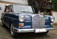 Mercedes-Benz 200 Oldtimer