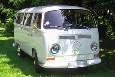 VW Bus T2a Oldtimer