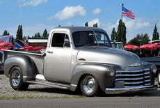 Chevrolet Advance Design Pickup Oldtimer