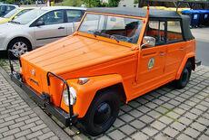 VW Typ 181 Kübel Oldtimer