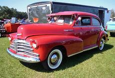 Chevrolet Fleetmaster Oldtimer