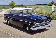 Ford Taunus 17m P2 de Luxe Oldtimer