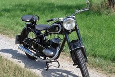DKW  RT 200 Oldtimer