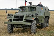 Schützenpanzer BTR 152 Oldtimer