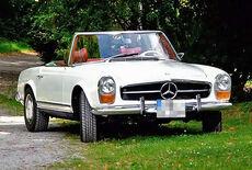 Mercedes-Benz SL Pagode W113 Oldtimer