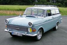 Opel P2 Caravan Oldtimer