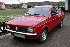 Opel Kadett C Coupe Oldtimer