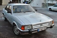 Ford Granada 2.3 Ghia Oldtimer
