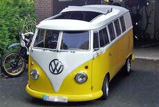 VW Bulli T1 Transporter Oldtimer