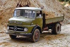 Mercedes-Benz L 710 Oldtimer