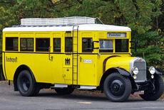 Deutsche Automobil AG ACO Bus Oldtimer