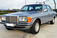 Mercedes-Benz W123 Oldtimer