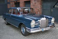 Mercedes-Benz 220 Sb Heckflosse Oldtimer
