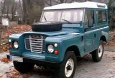 Land Rover Serie 3 Oldtimer